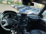 Mercedes-Benz G 63 AMG 2015 года за 42 000 000 тг. в Тараз – фото 2