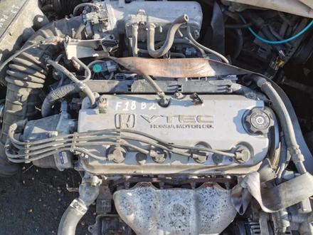 Двигатель в сборе F18B2 на Honda за 190 000 тг. в Алматы