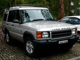 На Land Rover Discaveri 2 в Алматы