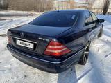 Mercedes-Benz S 320 1999 года за 3 150 000 тг. в Алматы – фото 5