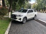 Toyota Hilux 2018 года за 17 000 000 тг. в Тараз