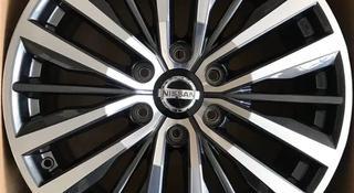 Новые усиленные фирменные авто диски r20 для NISSAN PATROL за 280 000 тг. в Алматы