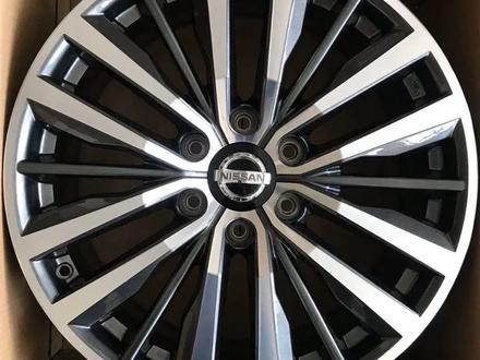 Новые усиленные фирменные авто диски r20 для NISSAN PATROL за 220 000 тг. в Алматы