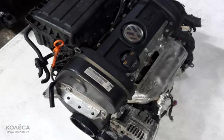 Двигатель Volkswagen BUD 1.4 Golf 5, Golf Plus, Caddy 3… за 350 000 тг. в Тараз