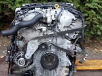 Мотор VQ 35 Infiniti fx35 двигатель (инфинити фх35) двигатель Инфинити за 55 123 тг. в Алматы