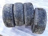 Зимние шины HANKOOK (шипованная) за 60 000 тг. в Алматы – фото 4