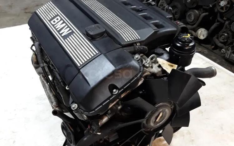 Двигатель BMW m54b25 2.5 л Япония за 400 000 тг. в Актау