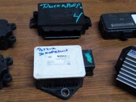 Электроблоки и части Land Rover Discovery IV. Оригинал в Алматы – фото 13