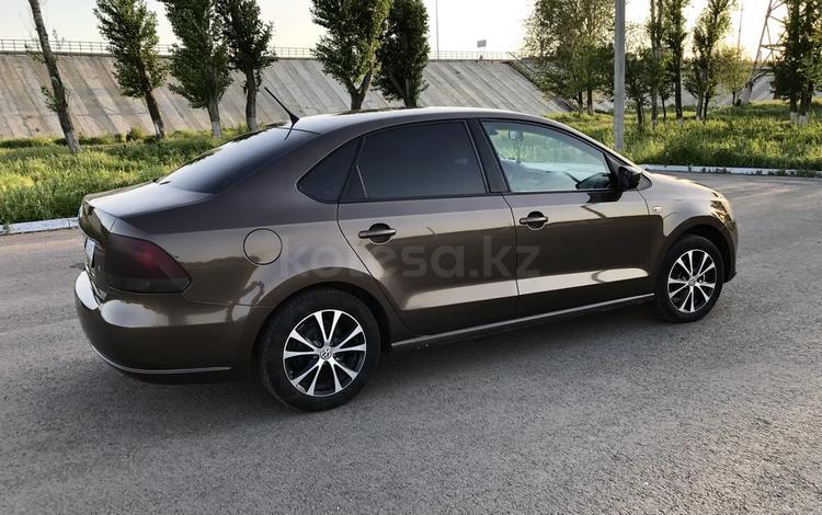 Volkswagen Polo 2015 года за 3 850 000 тг. в Костанай