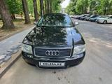 Audi A6 2001 года за 3 150 000 тг. в Алматы – фото 2