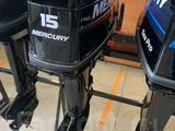 Лодочный мотор Mercury… за 685 520 тг. в Усть-Каменогорск – фото 2