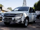 ВАЗ (Lada) Granta 2190 (седан) 2012 года за 1 470 000 тг. в Алматы – фото 2