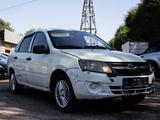 ВАЗ (Lada) Granta 2190 (седан) 2012 года за 1 470 000 тг. в Алматы
