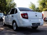 ВАЗ (Lada) Granta 2190 (седан) 2012 года за 1 470 000 тг. в Алматы – фото 4