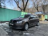Volkswagen Polo 2016 года за 4 180 000 тг. в Алматы