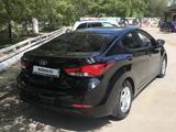 Hyundai Elantra 2015 года за 5 300 000 тг. в Караганда – фото 4