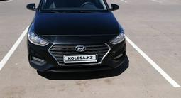 Hyundai Accent 2017 года за 5 500 000 тг. в Алматы – фото 2