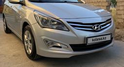 Hyundai Accent 2014 года за 4 850 000 тг. в Шымкент – фото 2