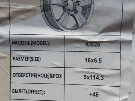 R16 (5*114.3) за 110 000 тг. в Алматы – фото 6