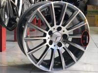Новые диски r18 Mercedes E, C, S-class за 165 000 тг. в Актау