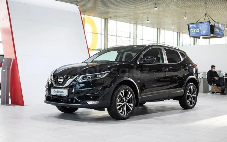 Nissan Qashqai SE 2.0 CVT 4WD 2021 года за 14 080 260 тг. в Шымкент