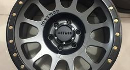Новые диски r17 5x150 Оригинальные усиленные диски р за 250 000 тг. в Алматы – фото 3