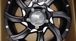 Новые диски r17 5x150 Оригинальные усиленные диски р за 250 000 тг. в Алматы – фото 4