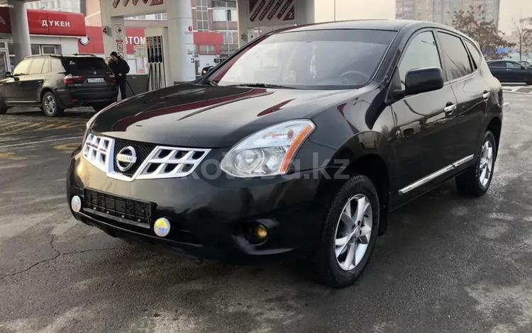 Nissan Rogue 2012 года за 4 100 000 тг. в Алматы