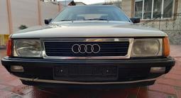 Audi 100 1987 года за 1 800 000 тг. в Тараз – фото 3