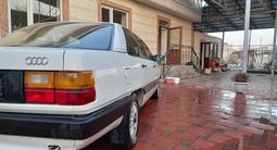 Audi 100 1987 года за 1 800 000 тг. в Тараз – фото 4