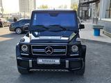 Mercedes-Benz G 63 AMG 2017 года за 60 000 000 тг. в Шымкент – фото 5