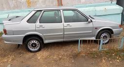 ВАЗ (Lada) 2115 (седан) 2005 года за 980 000 тг. в Костанай – фото 5
