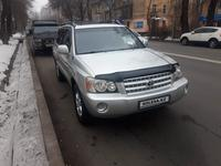 Toyota Highlander 2003 года за 5 500 000 тг. в Алматы