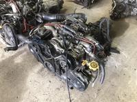 Контрактный двигатель Subaru 2.2 литра за 300 000 тг. в Нур-Султан (Астана)
