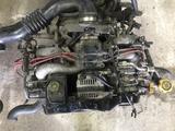 Контрактный двигатель Subaru 2.2 литра за 300 000 тг. в Нур-Султан (Астана) – фото 3