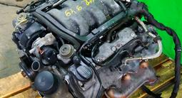 Двигатель mercedes benz 3.2 Mercedes-benz M112 Привозные из Японии Отличное за 68 400 тг. в Алматы – фото 4