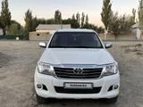 Toyota Hilux 2007 года за 7 000 000 тг. в Туркестан – фото 2