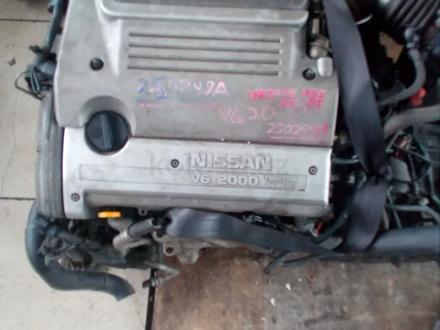 Двигатель vq20 за 230 000 тг. в Усть-Каменогорск