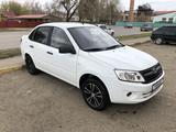 ВАЗ (Lada) Granta 2190 (седан) 2014 года за 1 750 000 тг. в Уральск – фото 4