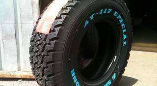 Автошины Silverstone 275/70 r16 АТ117 — Малайзия за 45 000 тг. в Алматы