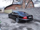 Mercedes-Benz S 55 2002 года за 7 500 000 тг. в Алматы – фото 2