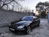 Mercedes-Benz S 55 2002 года за 7 500 000 тг. в Алматы – фото 5
