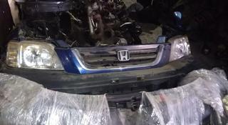 Мини морда Honda CR-V фара бампер телевизор за 112 тг. в Алматы