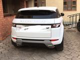 Land Rover Range Rover Evoque 2013 года за 9 990 000 тг. в Алматы – фото 2