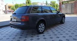Audi A6 2002 года за 2 500 000 тг. в Туркестан – фото 2