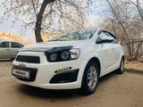 Chevrolet Aveo 2014 года за 3 900 000 тг. в Павлодар – фото 4