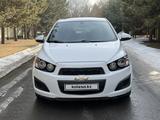 Chevrolet Aveo 2013 года за 3 450 000 тг. в Алматы – фото 2
