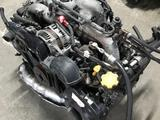 Двигатель Subaru EJ251 2.5 за 450 000 тг. в Шымкент