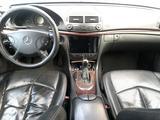 Mercedes-Benz E 220 2003 года за 3 000 000 тг. в Костанай – фото 5