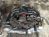 Контрактный двигатель Subaru 3.0 EZ30 Legacy Outback Tribeca с гарантией! за 450 500 тг. в Нур-Султан (Астана)